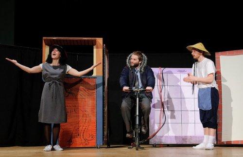 Divadelní představení Peter Black