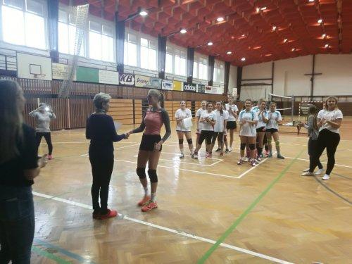 Žáci naší školy se zúčastnili každoročního volejbalového turnaje