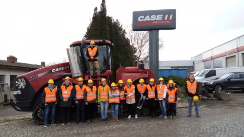 Navštívili jsme firmu AGRI CS a.s.
