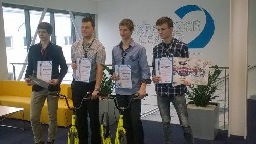 Martin Srubjan získal 2. místo v celostátní soutěži