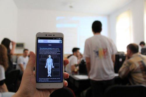 Výuka biologie prostřednictvím mobilního telefonu