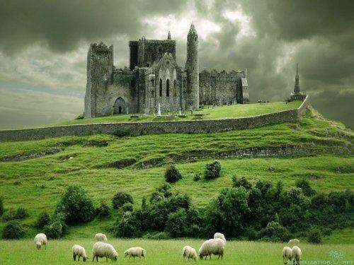 Pojeďte objevovat krásy Irska s naší školou