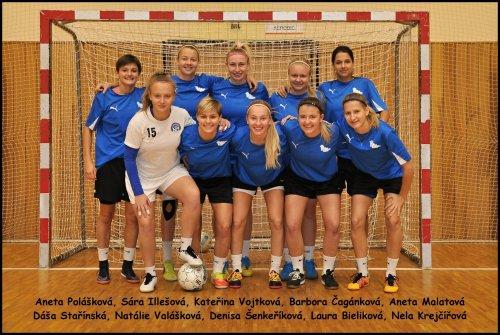 Futsalistky úspěšně vykročily do nového ročníku futsalové ligy