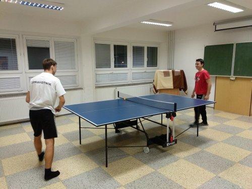 Vánoční turnaje domova mládeže