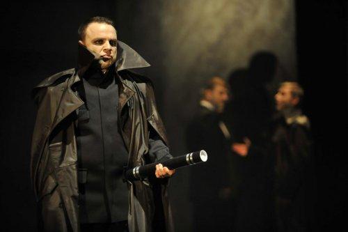 Do Slováckého divadla na Macbetha