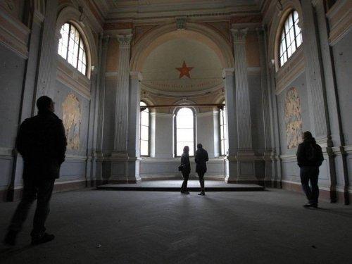 Stavaři navštívili uherskohradišťskou věznici