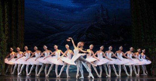 Pojeďte na balet!