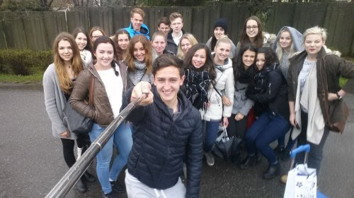 Výměnný pobyt studentů MEG z Tönisvorstu