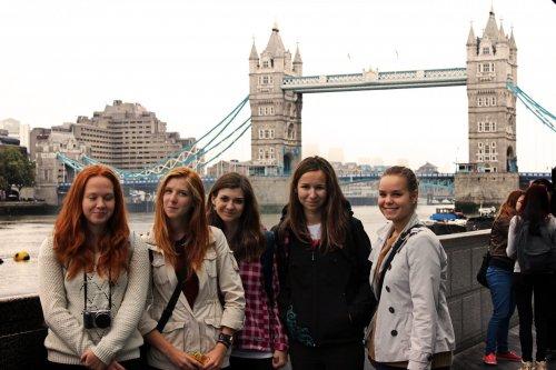 Pojeďte s námi do Anglie