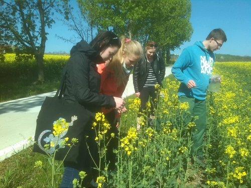 Praxe 3. ročníků oboru ekologie a agropodnikání