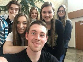 Chřipka soutěžící ruštináře nezlomila