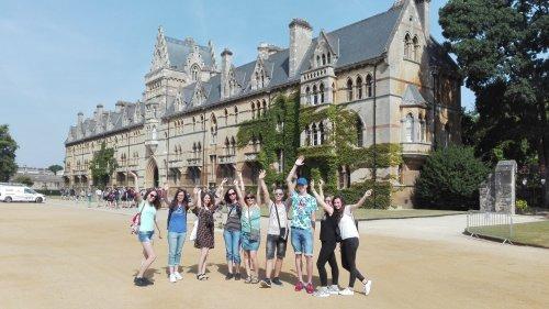 Navštívili jsme Londýn, Oxford a Cambridge