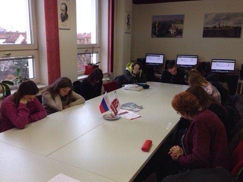 V ruštině se zdokonalujeme nejen ve škole