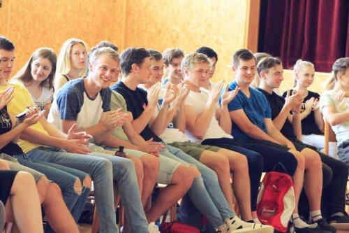 Slamová ochutnávka na SOŠ a Gymnáziu ve Starém Městě