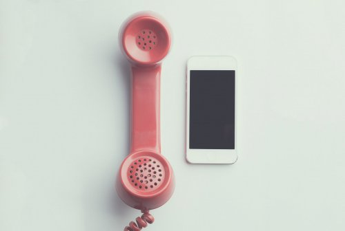Nefunkční telefonní ústředna