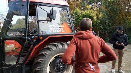 Mladí zemědělci soutěžili na Slovensku