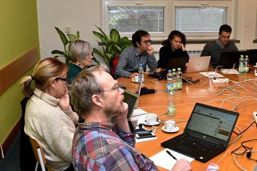 Nový projekt Erasmus+