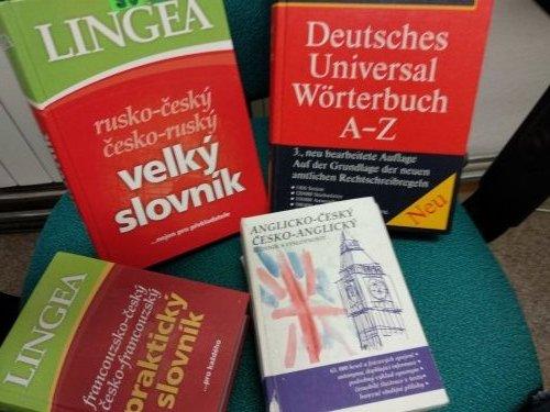Překladatelská soutěž