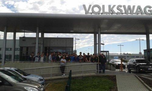 Exkurze Volkswagen Slovakia v Bratislavě