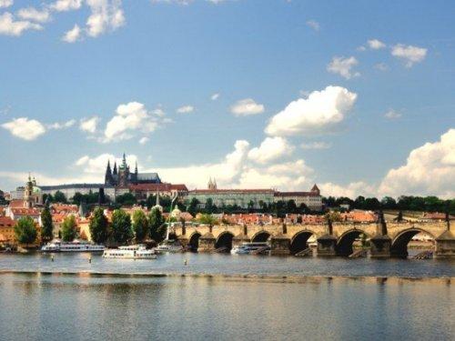 Jedeme do Prahy