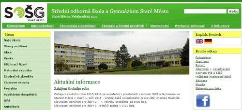Nostalgická vzpomínka na starý web
